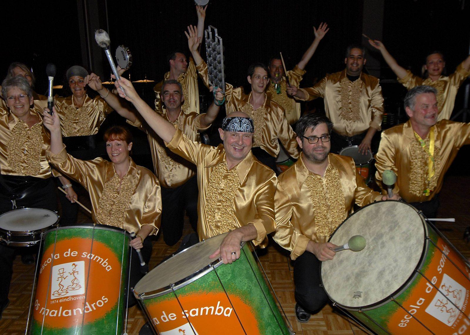 sambaband Os Malandros