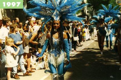os malandros 1997